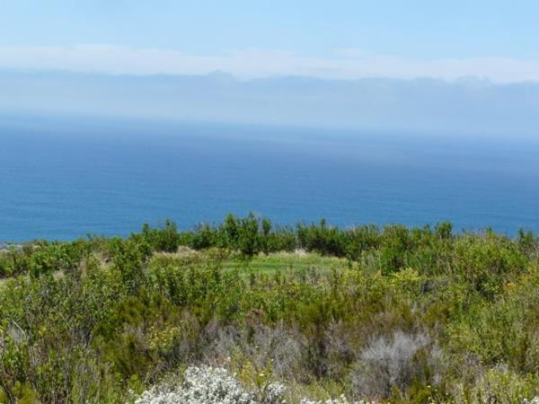 1001 m² residential vacant land for sale in Pezula Golf Estate