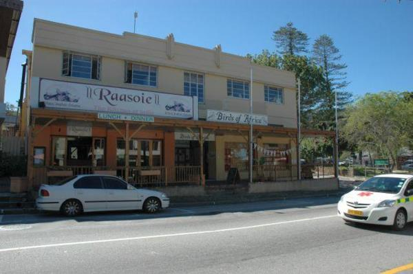1580 m² commercial retail property for sale in Knysna Central