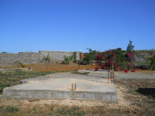 1850 m² vacant land for sale in Calodyne (Mauritius)