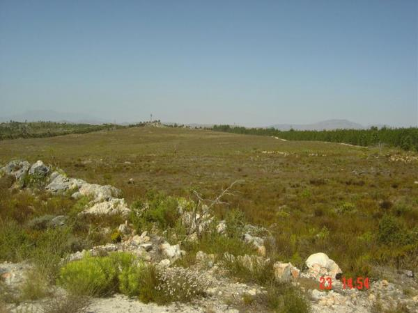 252.1 hectare vacant land for sale in Villiersdorp