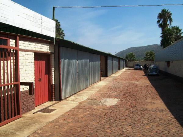 2187 m² commercial industrial property for sale in Brits
