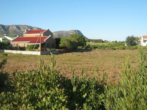2379 m² vacant land for sale in De Kelders