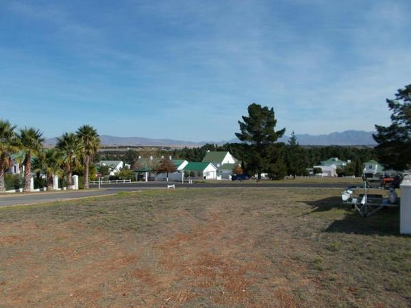 856 m² residential vacant land for sale in Theewaterskloof