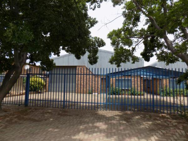 800 m² commercial industrial property for sale in Bronkhorstspruit