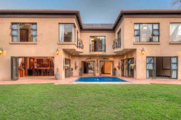 4 bedroom security estate home for sale in Westlake (Hartbeespoort)