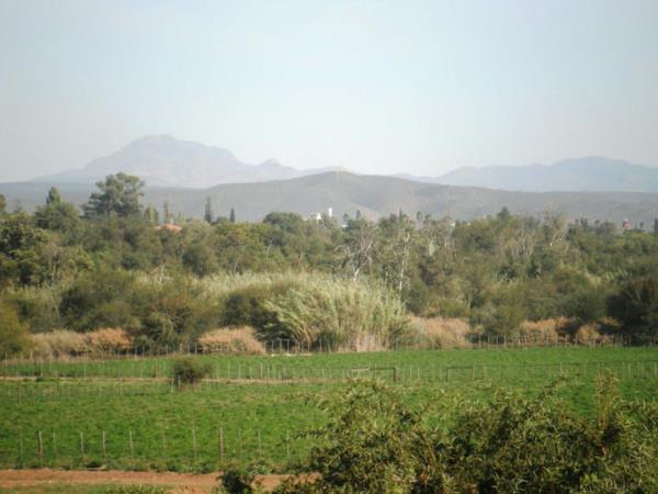 1079 m² vacant land for sale in West Bank (Oudtshoorn)
