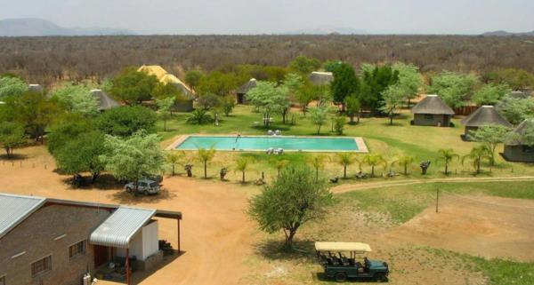 Country resort for sale in Beestekraal