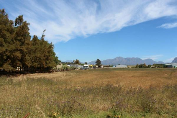 22045 m² commercial vacant land for sale in Paarl