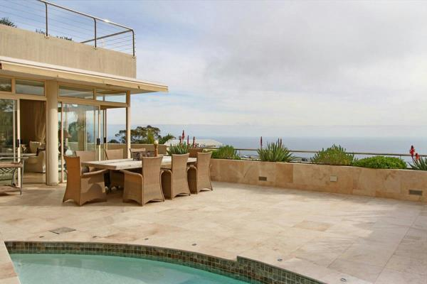 4 bedroom house to rent in Bantry Bay