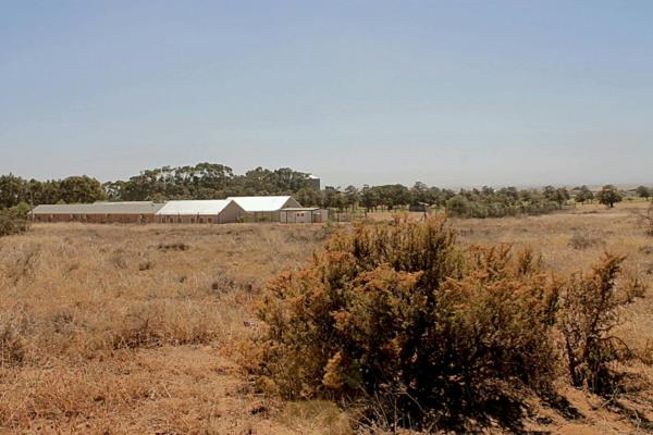 818 m² vacant land for sale in Darling