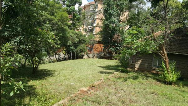 1.8 acres vacant land for sale in Rhapta Road (Kenya)