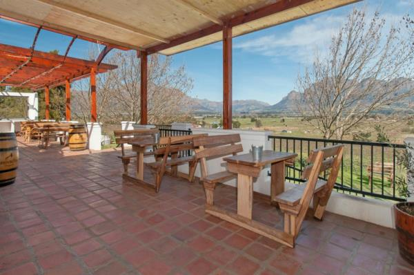 40 hectare wine farm for sale in Franschhoek Rural