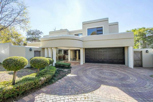 5 bedroom house to rent in Dainfern Golf Estate