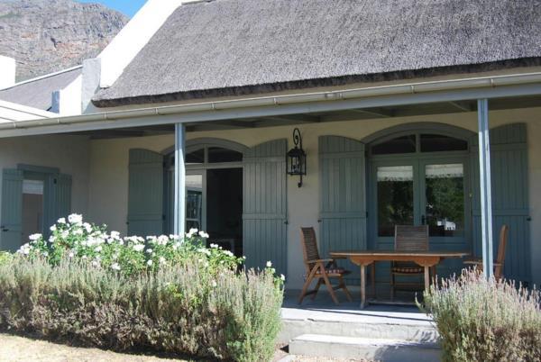 3 bedroom house to rent in Franschhoek