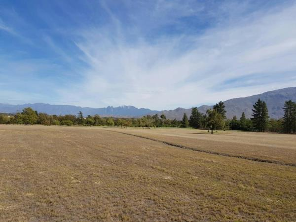 748 m² vacant land for sale in Theewaterskloof