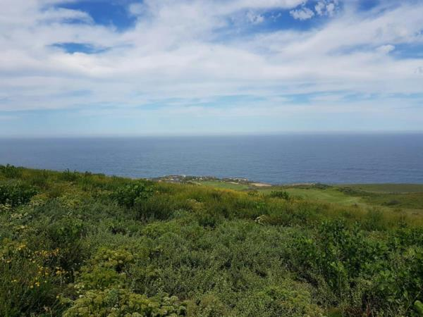 1021 m² residential vacant land for sale in Pezula Golf Estate
