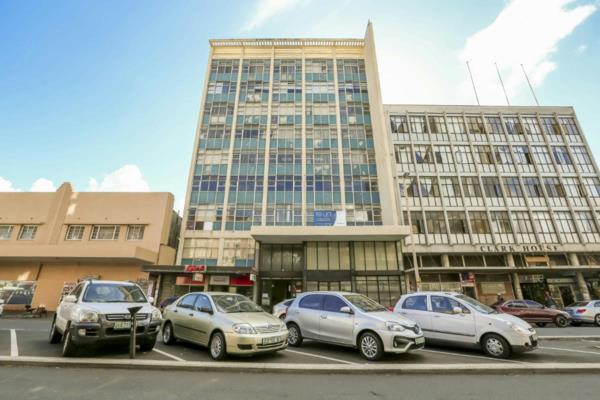 614 m² commercial office for sale in East London CBD