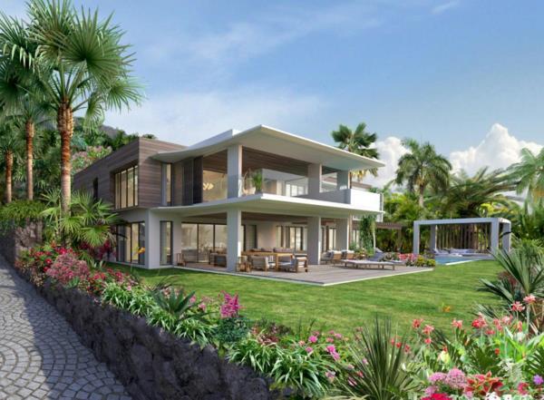 4 bedroom apartment for sale in Tamarin (Mauritius)