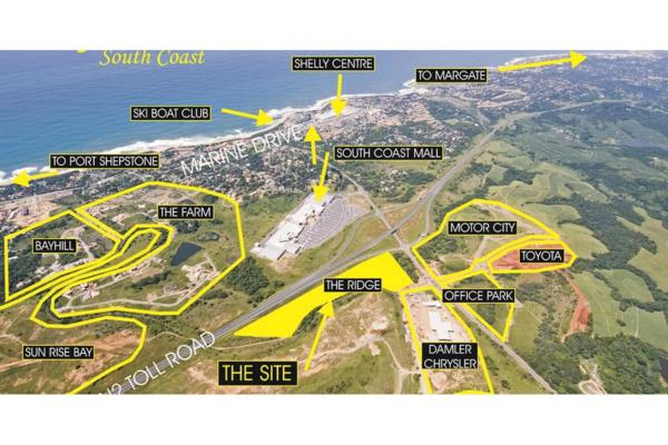 2079 m² commercial vacant land for sale in Shelly Beach