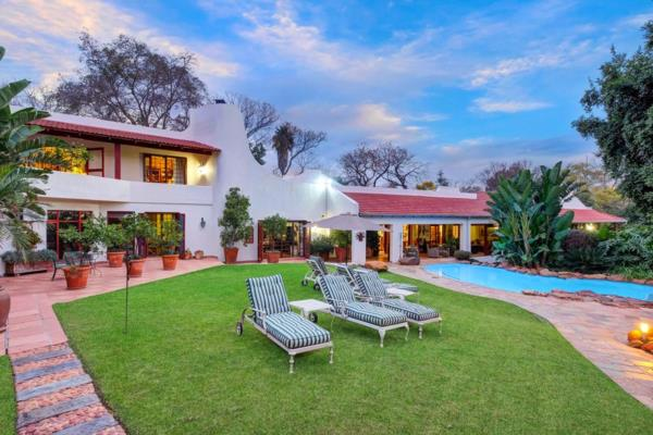 15 bedroom house for sale in Rivonia