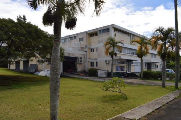1000 m² commercial industrial property to rent in St Antoine (Mauritius)