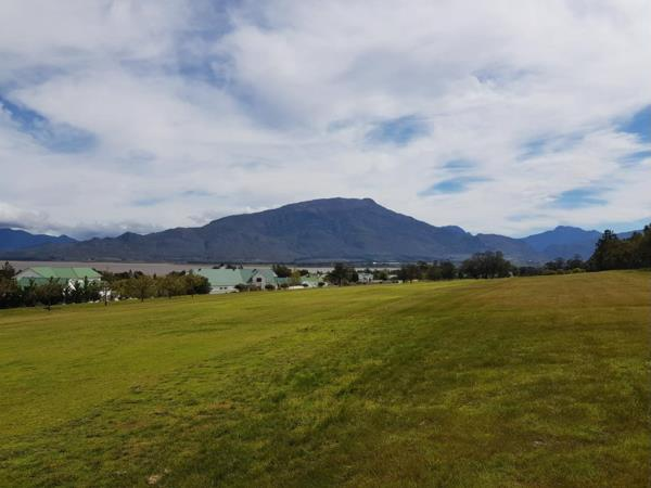 659 m² vacant land for sale in Theewaterskloof