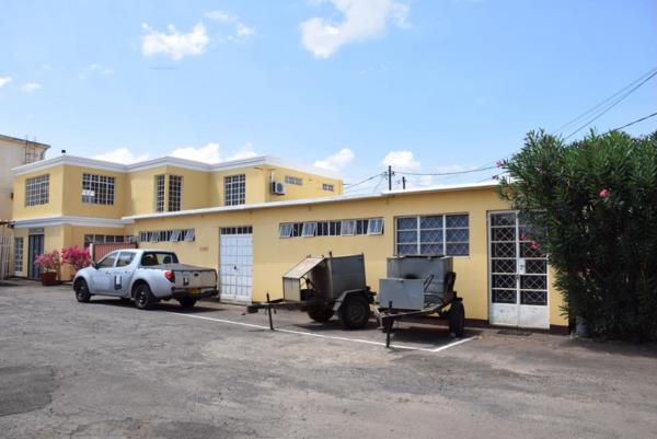 524 m² commercial industrial property for sale in Port Louis (Mauritius)