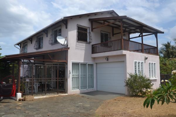 3 bedroom house for sale in Calodyne (Mauritius)