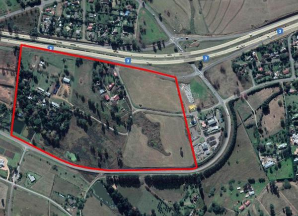 28 hectare vacant land for sale in Merrivale