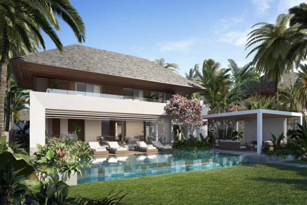 4 bedroom house for sale in Grand Baie (Grand Bay) (Mauritius)