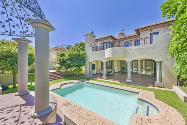 5 bedroom house to rent in Dainfern Valley Estate