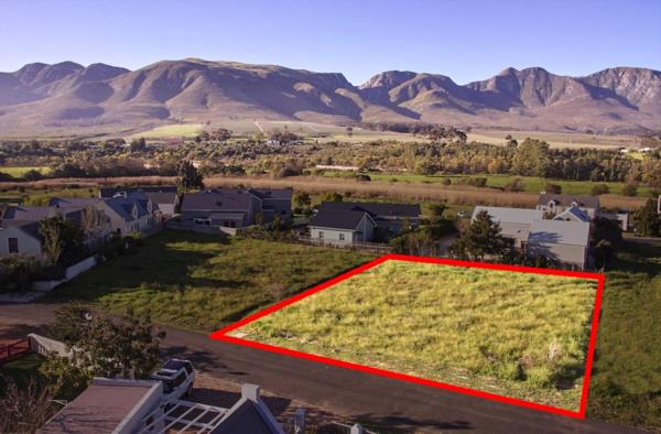 1010 m² residential vacant land for sale in Stanford