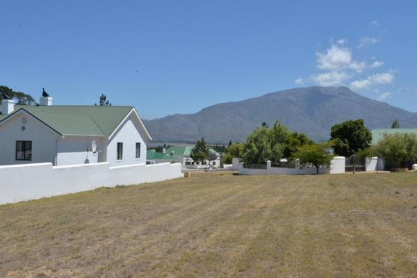 885 m² vacant land for sale in Theewaterskloof