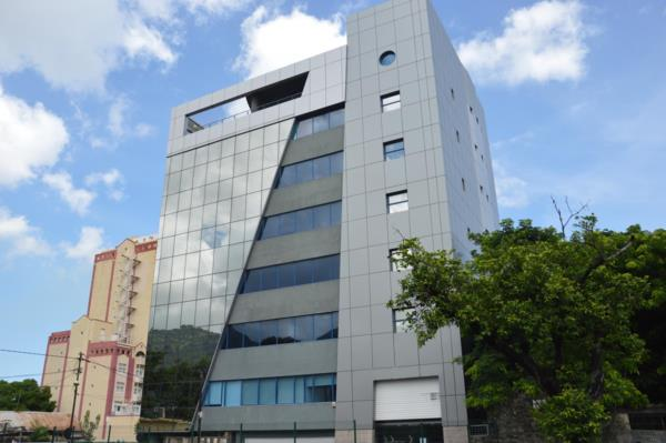 1634 m² commercial office for sale in Port Louis (Mauritius)