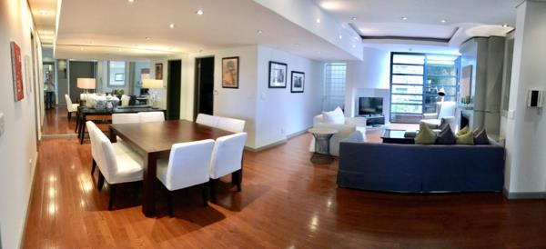 3 bedroom penthouse apartment for sale in Melrose Arch
