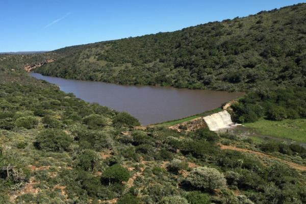 2582 hectare game farm for sale in Makhanda (Grahamstown)