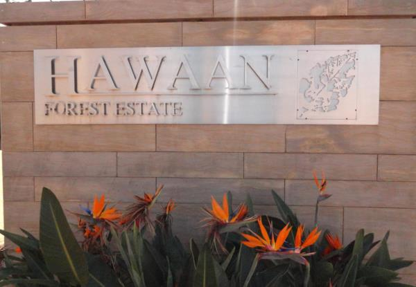 1097 m² vacant land for sale in Hawaan Forest Estate