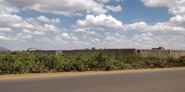 12.5 acres commercial vacant land for sale in Thika (Kenya)