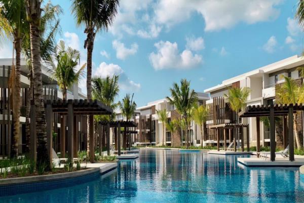 2 bedroom penthouse apartment for sale in Mont Choisy Le Parc (Mauritius)