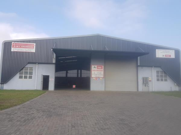 Commercial business to rent in Alton