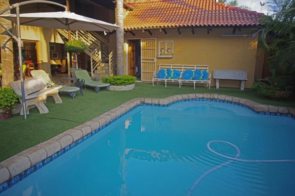 5-star 19 guest room bed & breakfast for sale in Brits