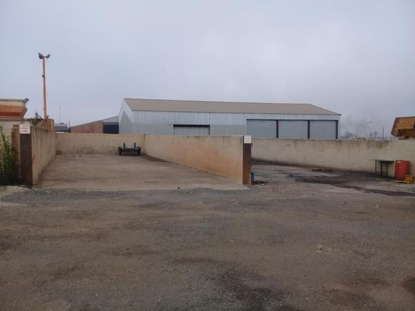 25010 m² commercial industrial property for sale in Vaalbank (Middelburg)