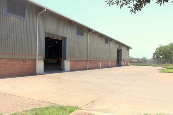 6300 m² commercial industrial property for sale in Alton