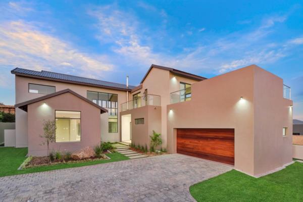 4 bedroom house to rent in Steyn City