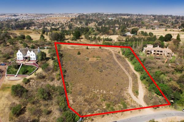 1.08 hectare vacant land for sale in Beaulieu