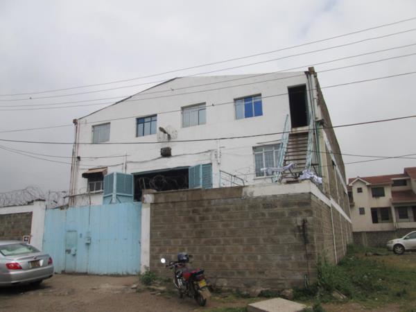 0.25 acres commercial industrial property for sale in Mombasa Road (Kenya)