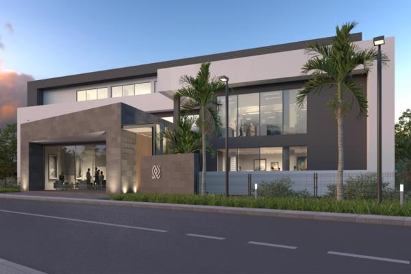 168 m² commercial office for sale in Moka (Mauritius)