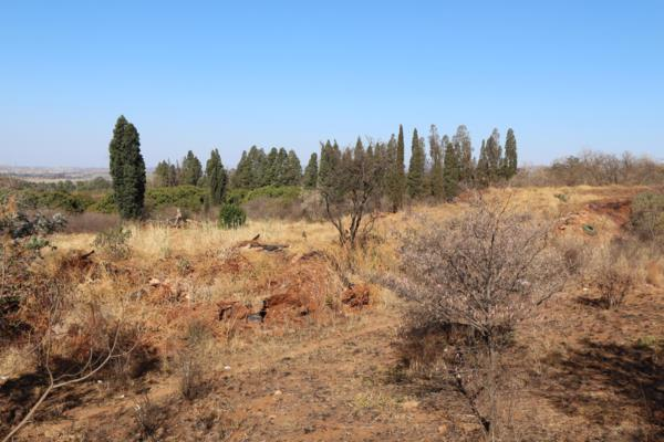 2.05 acres vacant land for sale in Waterval East