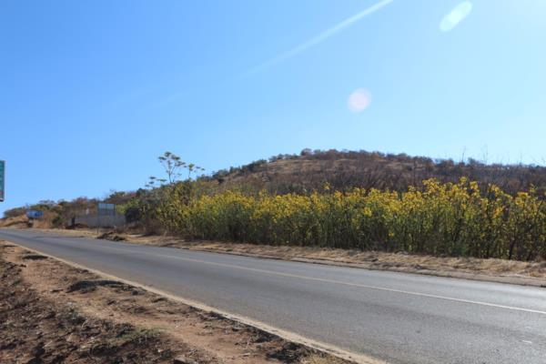 3.8 acres vacant land for sale in Waterval East