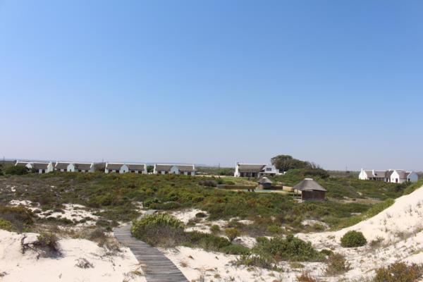 Beach resort for sale in Dwarskersbos